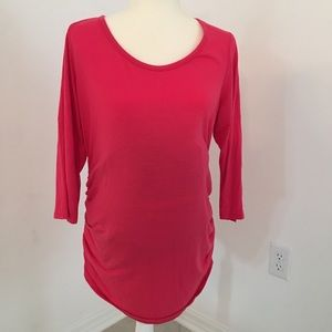 Motherhood Maternity 3/4 sleeves knit top size XL